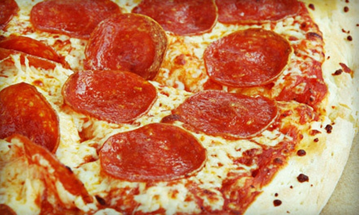 Brick Oven Pizza - Ashland: Italian Dinner for Two or Four at Brick Oven Pizza (Half Off)