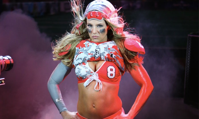Omaha Heart vs. Dallas Desire - Ralston Arena: Omaha Heart Legends Football League Game on Saturday, July 30, at 7 p.m.