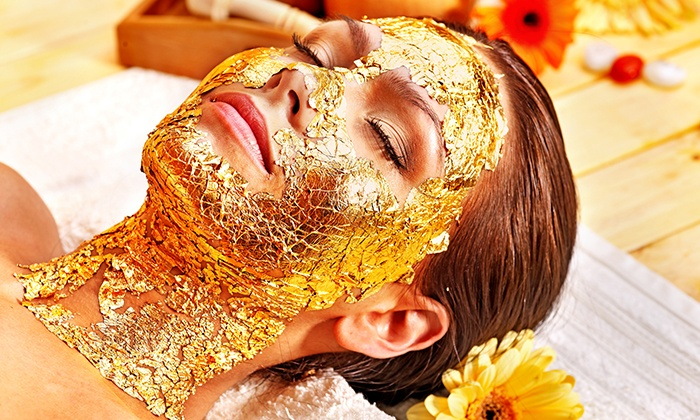 KB Beauty Salon - Downtown San Jose: One or Three Shahnaz Gold-Facial Treatments at KB Beauty Salon (Up to 53% Off)