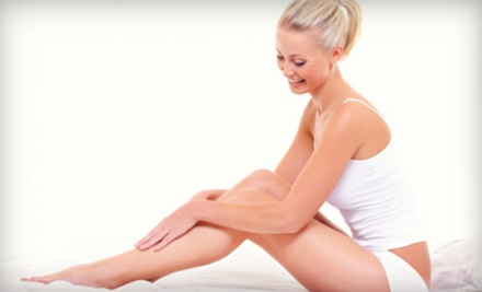 Two or Four Spider Vein Removal Treatments at The Laser Image (Up to 75% Off)