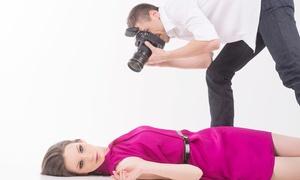 Fotomoda: Shooting fotografico con cambi d'abito, fotoritocco e stampe da 29,90 €