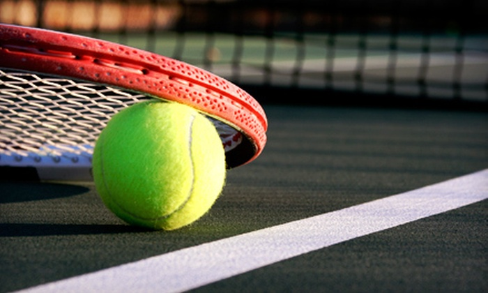 """The """"Challengers"""" Tennis Academies of Canada - Beacon Hill North: Three or Six Group Tennis Lessons at The """"Challengers"""" Tennis Academies of Canada (Up to 57% Off)"""