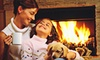 Up to 57% Off Chimney Cleanings