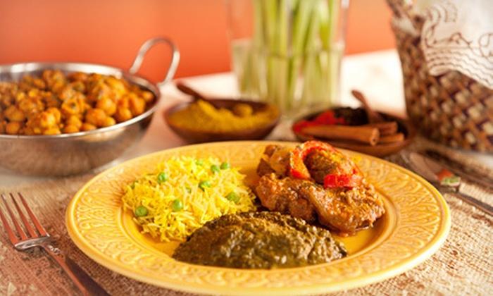 Pavitra Restaurant - Scarborough Village: $15 for $30 Worth of Indian Cuisine at Pavitra Restaurant in Scarborough