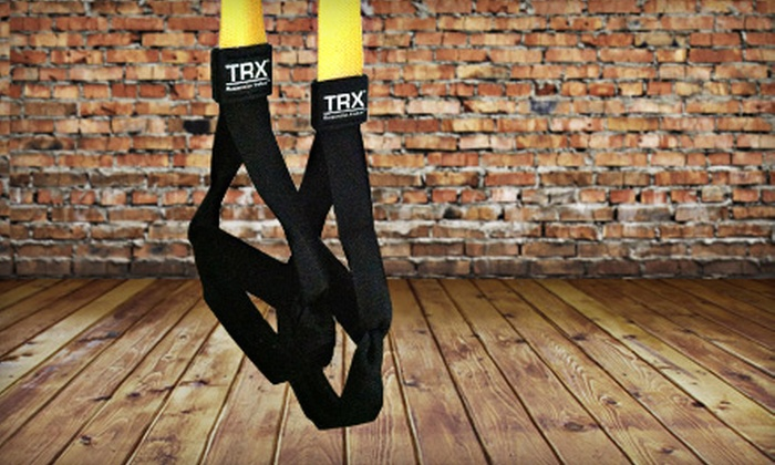 Studio Cove - Mount Olympus: 10 Drop-In TRX Fitness Classes or Two Months of Unlimited Classes at Studio Cove (Up to 67% Off)