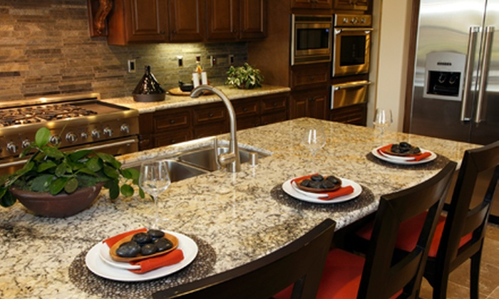 Ultimate Stone - Elk Grove Village: $1,499 for Granite Countertop Installation from Ultimate Stone (Up to $3,500 Value)