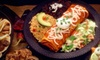 Mi Tenampa-noGTG - Lawrence: $10 for $20 Worth of Mexican Food and Drinks at Mi Tenampa Mexican Restaurant & Bar