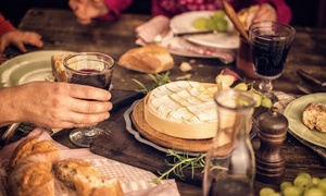 Comfort Food and Drinks at The Living Room and The Pub (Up to 52%  Off). Two Options Available.