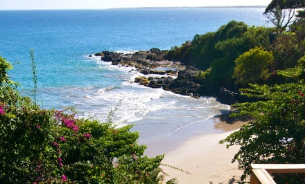 3- or 5-Night Stay for Two with Two Massages at Bacolet Beach Club in Trinidad and Tobago