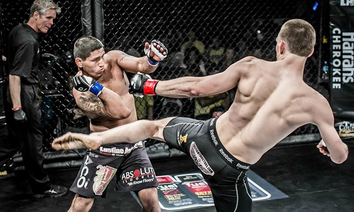 Fight Lab 43 - Grady Cole Center: One Ticket to the Fight Lab 43 MMA Event at Grady Cole Center on Saturday, January 24, at 6 p.m.