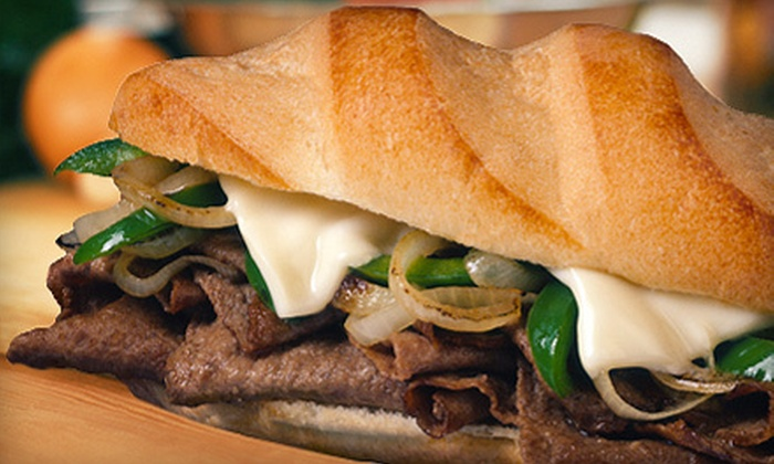 Big Al's Steaks - Tualatin: $10 for $20 Worth of Cheesesteaks and Sandwiches at Big Al's Steaks