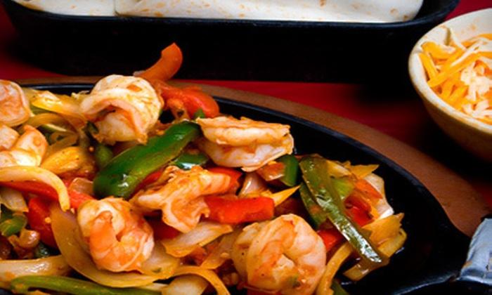 Baja Cafe Deerfield - Deerfield Ridge: $15 for $30 Worth of Mexican Dinner Cuisine for Two or More at Baja Cafe Deerfield