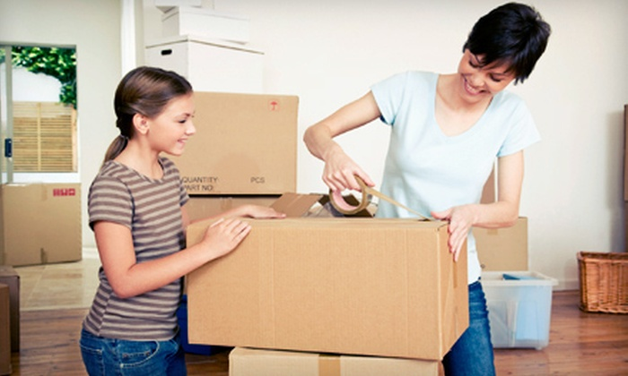 Apartment Movers of Florida, Go Moving, LLC  - Longwood: Two, Four, or Six Hours of Moving Services from Apartment Movers of Florida, Go Moving, LLC  (Up to 55% Off)