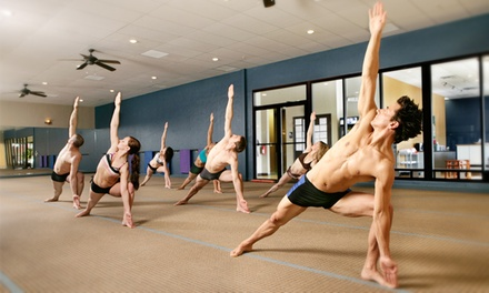 $29 for 20 Hot-Yoga Classes at Bikram Yoga Richardson ($260 Value)