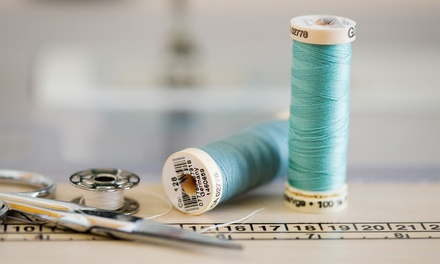 Four-Week Sewing Class for One or Two at Let's Get Sewing! (Up to 52% Off)