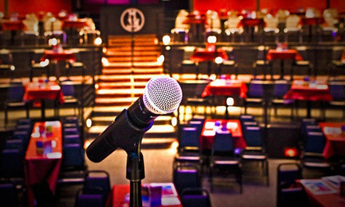 Magooby's Joke House - Magooby's Joke House: Comedy Show for Two, Four, or Eight at Magooby's Joke House (Up to 82% Off)