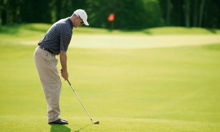 18 Holes of Golf for Two or Four with Cart Rental at Rocky Run Golf Course (Up to 48% Off)