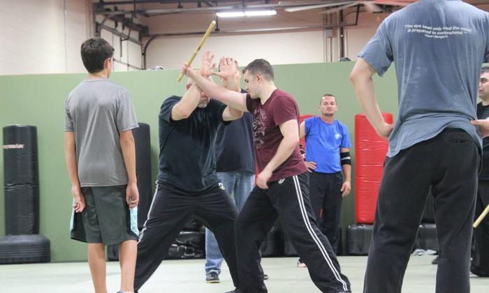 Buffalo Grove Martial Arts - Buffalo Grove: $63 for $139 Worth of Martial-Arts Lessons — Buffalo Grove Martial Arts