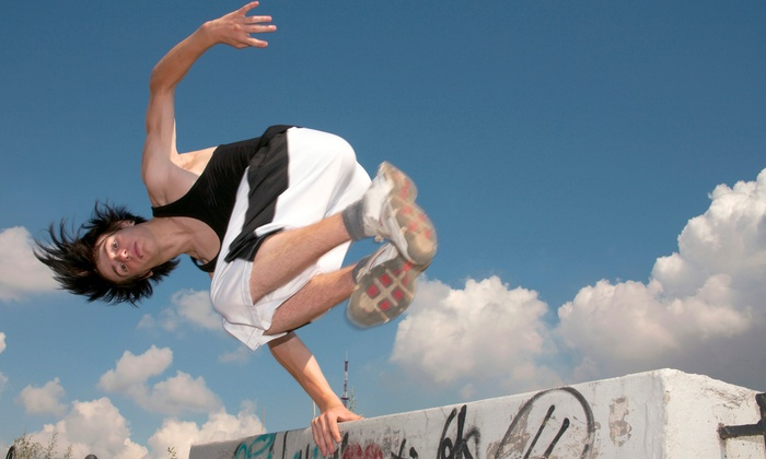 Bay Area Movement Parkour Academy - Del Mar: $20 for $80 Worth of Parkour and Free Running Classes — Bay Area Movement