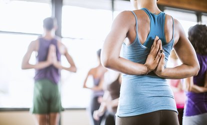image for One, Three or Five Hot Yoga or Standard Yoga or Pilates Classes at Millfield Fitness (Up to 40% Off)