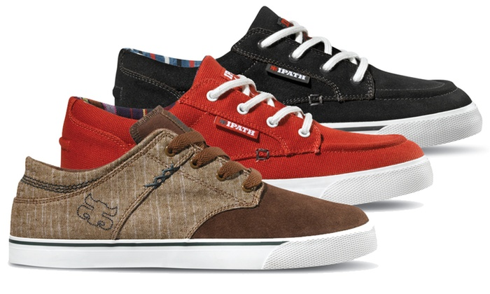 Ipath Men's Skate Shoes: Ipath Men's Skate Shoes. Multiple Styles Available.