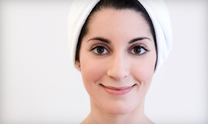 Liz Lanza's The Salon & Day Spa - Syracuse: One or Three Microcurrent and LED Photo-Light Rejuvenation Treatments at Liz Lanza's The Salon & Day Spa (Up to 55% Off)