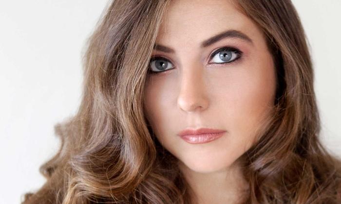 Sara Hair & Spa - Suwanee: Haircut with Blowout and Optional Partial Highlights at Sara Hair & Spa (Up to 67% Off)
