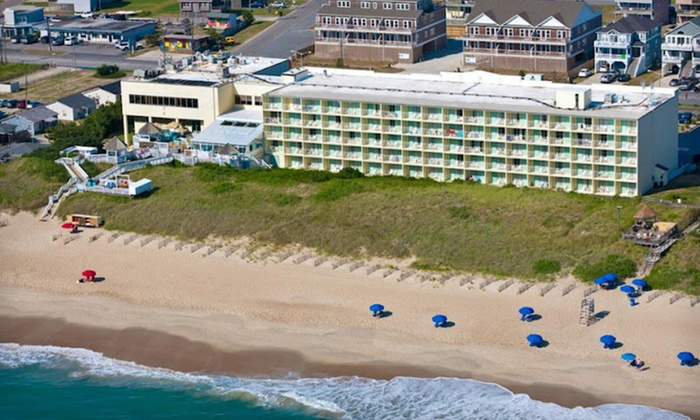 Ramada Plaza Nags Head Beach - Kill Devil Hills, NC: One-Night Stay at Ramada Plaza Nags Head Beach in Outer Banks, NC