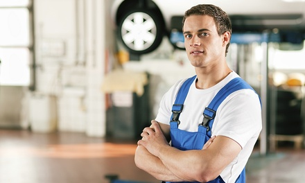 $9 for a Warrant of Fitness, or $59 to Add an Auto Service for One Car at Super Cheap Tyres Panmure (Up to $150 Value)