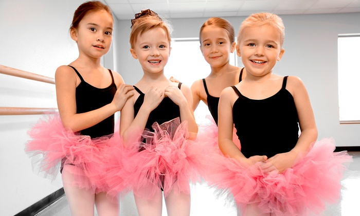 Yu Xin Ballet School - Multiple Locations: 5 or 10 Classes for Kids or Adults at Yu Xin Ballet School (Up to 64% Off). Eight Options Available.