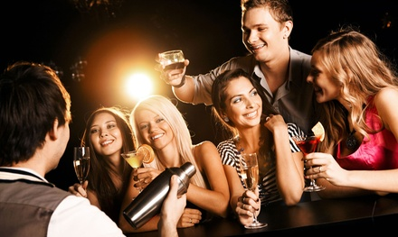 Fabulous Downtown Bar & Club Crawl for One, Two, or Four from Vegas Night Crawl (Up to59% Off
