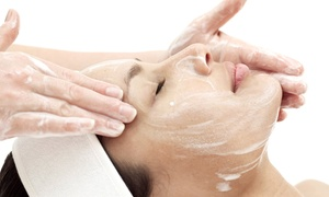 Red Hots Salon: One One-Hour Cleansing or Anti-Aging Facial at Red Hots Salon (Up to 63% Off)