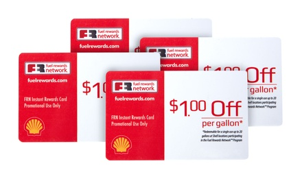 $80 in Shell Fuel Rewards Cards $52