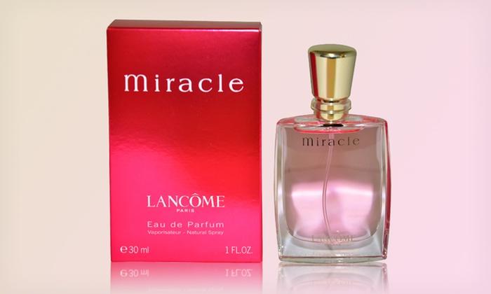 Lancôme Miracle Eau de Parfum for Women: Lancôme Miracle Eau de Parfum for Women; 1 Fl. Oz. Free Shipping.