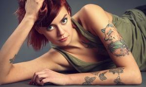 Clinica Del Tatuaggio: Buono sconto fino a 250 € per un tatuaggio piccolo, medio o grande