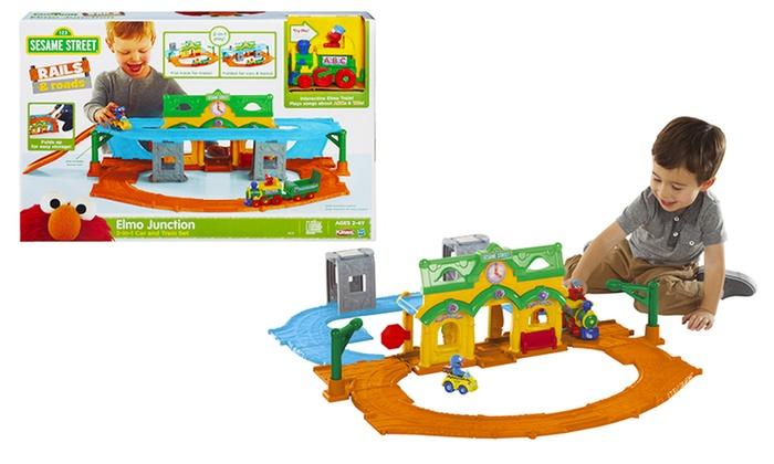 Elmo train coupon
