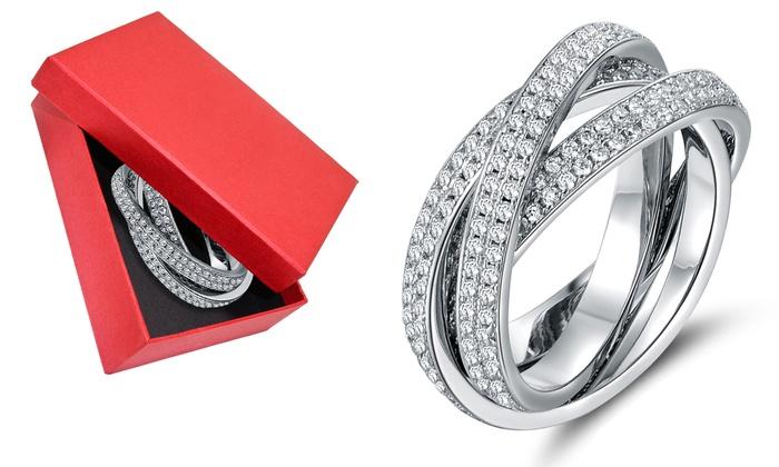 Eternity ring groupon
