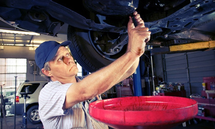 NAPA Auto Care Center - Multiple Locations: One or Three Oil Changes at NAPA Auto Care Center (Up to 64% Off)