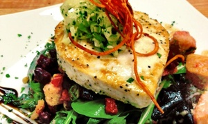 Lunch or Dinner at Hoffman's Downtown(Up to 44% Off). Three Options Available.