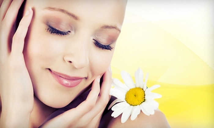 Organic Spa Girl - Oneida: $50 for a 75-Minute Herbal-Facial Package at Organic Spa Girl ($100 Value)