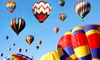 The Mid-Atlantic Balloon Festival - The Meadow Event Park: VIP Package for Two, Four, or Six at the Mid-Atlantic Balloon Festival on May 10 or 11 (Up to 56% Off)