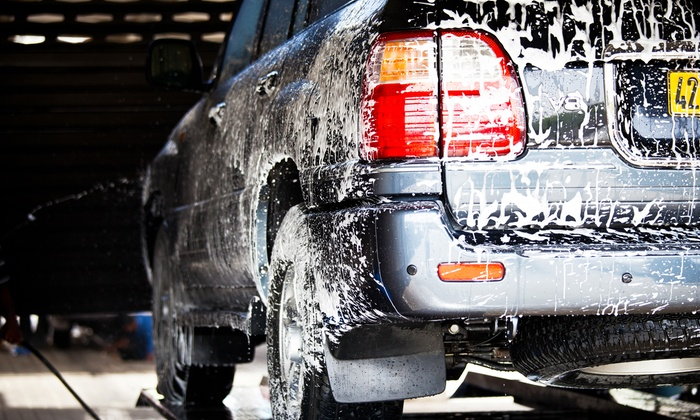Lavage auto ext rieur ou int rieur rep minute groupon for Lavage auto exterieur interieur