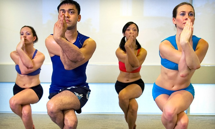 Bikram Yoga Santa Clara - Santa Clara: 10 or 25 Drop-In Classes, or Six-Month Unlimited Membership to Bikram Yoga Santa Clara (Up to 77% Off)