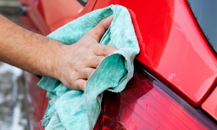 $39 for $80 Worth of Car Washes at Genie Car Wash and H2O Hand Car Wash