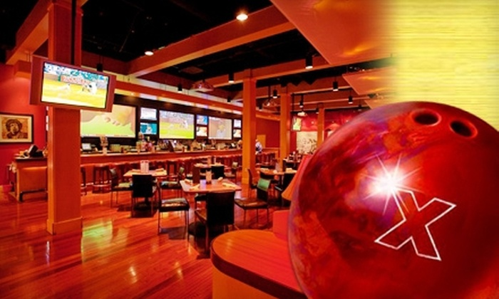 Lucky Strike Lanes Belmar - Belmar: Bowling and Drinks for Two, Four, or Six at Lucky Strike Lanes Belmar in Lakewood (Up to 67% Off)