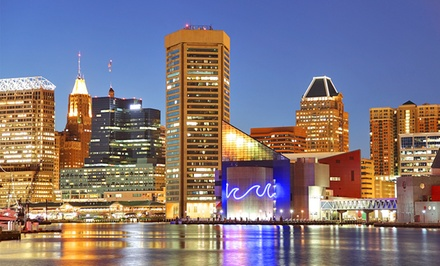 Stay at the Baltimore Harbor Hotel in Baltimore, MD; Dates into February