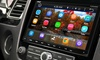 Double-DIN Android Bluetooth, GPS, and WiFi Headunit Stereo Receiver