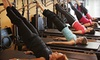 Pilates of Palm Beach - Boynton Beach: $75 Toward Group Fitness Class Packs