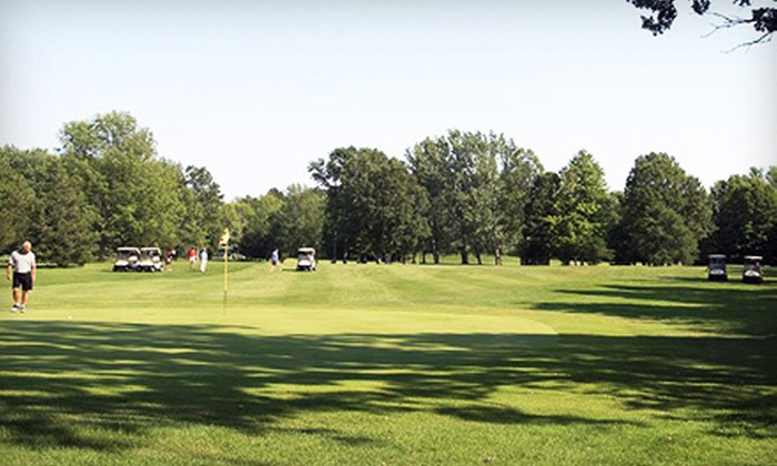 Camden Braes Golf & Country Club - Odessa: 18-Hole Round of Golf with Cart Rental for Two or Four at Camden Braes Golf & Country Club (Half Off)
