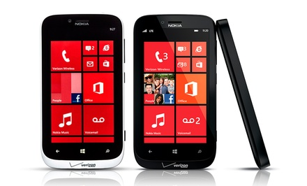 Nokia Lumia 822 Windows 8 16GB Verizon and GSM Unlocked Smartphone